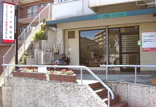 プラーナ鍼灸院 ・ ナチュラルライフ整体アロマルーム